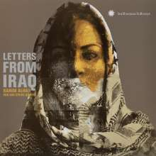 Rahim AlHaj: Letters From Iraq: Oud And String Quintet, CD