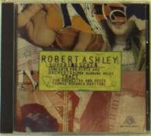 """Robert Ashley (1930-2014): Flötenkonzert """"Superior Seven"""", CD"""