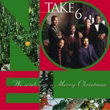 Take 6: We Wish You A Merry Christmas, CD