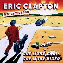Eric Clapton: One More Car, One More Rider: Live On Tour 2001, 3 CDs
