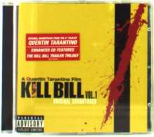 Filmmusik: Kill Bill Vol. 1, CD