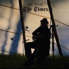 Neil Young: The Times (EP), CD