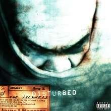 Disturbed: The Sickness (20th Anniversary Edition) (Limited Edition) (Smoky Black Vinyl), LP