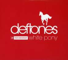 Deftones: White Pony (20th Anniversary Deluxe Edition), 2 CDs