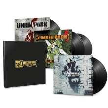 Linkin Park: Hybrid Theory (20th Anniversary Edition) (Vinyl Box Set), 4 LPs