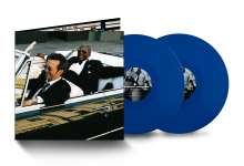 Eric Clapton & B.B. King: Riding With The King (20th Anniversary Expanded Edition) (Indie Retail Exclusive) (remastered) (180g) (Limited Edition) (Blue Vinyl), 2 LPs