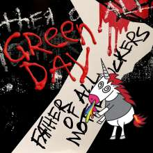 Green Day: Father Of All..., CD