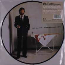 Eric Clapton: Money And Cigarettes (Limited Edition) (Picture Disc), LP