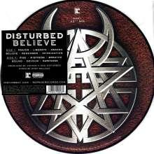 Disturbed: Believe (Picture Disc), LP