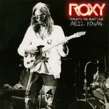 Neil Young: Roxy - Tonight's The Night Live, CD