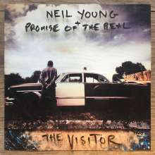 Neil Young: The Visitor, 2 LPs