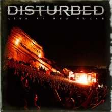 Disturbed: Disturbed - Live At Red Rocks, 2 LPs