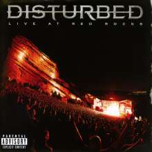 Disturbed: Live At Red Rocks 2016 (Explicit), CD