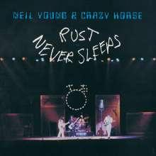 Neil Young: Rust Never Sleeps, LP