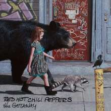 Red Hot Chili Peppers: The Getaway, CD