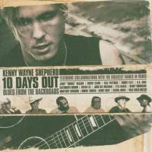 Kenny Wayne Shepherd: 10 Days Out: Blues from the Backroads, 1 CD und 1 DVD