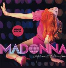 Madonna: Confessions On A Dance Floor (Limited Edition) (Pink Vinyl), 2 LPs
