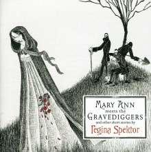 Regina Spektor: Mary Ann Meets The Gravediggers & Other Short...(CD + DVD), 2 CDs