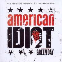 Musical: American Idiot (Original Cast Recording Feat. Green Day), 2 CDs