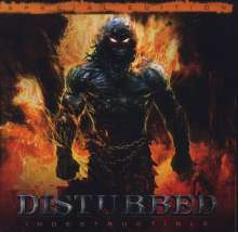 Disturbed: Indestructible (Special Edition) (CD + DVD), 1 CD und 1 DVD