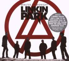 Linkin Park: Minutes To Midnight (New Version), CD