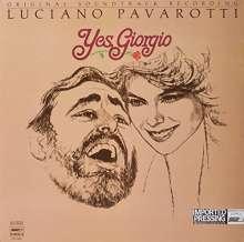 Luciano Pavarotti: Filmmusik: Yes, Giorgio (O.S.T.), LP