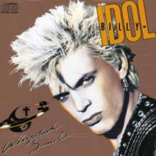 Billy Idol: Whiplash Smile, CD