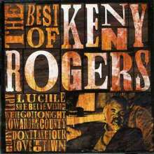Kenny Rogers: The Best Of Kenny Rogers, 2 CDs