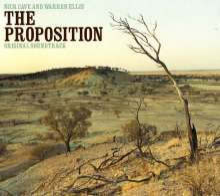Nick Cave & Warren Ellis: The Proposition, CD