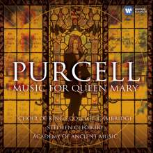 Henry Purcell (1659-1695): Music for Queen Mary, CD