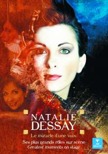 Natalie Dessay - The Miracle of the Voice (DVD), DVD