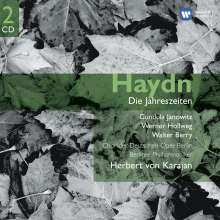 Joseph Haydn (1732-1809): Die Jahreszeiten, 2 CDs