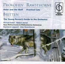 Alan Rawsthorne (1905-1971): Practical Cats, CD