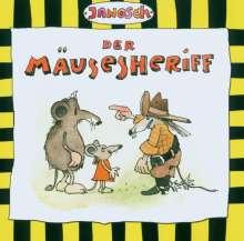 Janosch - Der Mäusesheriff, CD