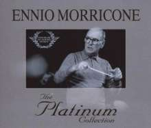 Filmmusik: Ennio Morricone: The Platinum Collection, 3 CDs
