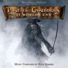 Hans Zimmer (geb. 1957): Filmmusik: Pirates Of The Caribbea, CD