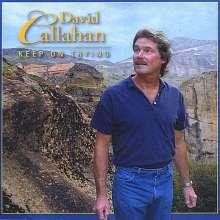 David Callahan: Keep On Trying, CD