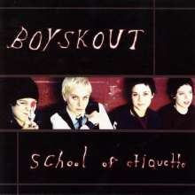 Boyskout: School Of Etiquette, CD