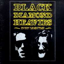 Black Diamond Heavies: Every Damn Time (Limited Edition) (Colored Vinyl), LP