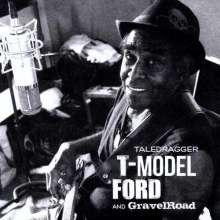 T-Model Ford: Taledragger (Limited Edition) (Blue Vinyl), LP