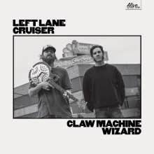 Left Lane Cruiser: Claw Machine Wizard, CD