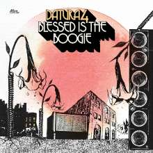 Datura4: Blessed Is The Boogie, CD