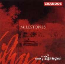 Chandos Milestones, CD