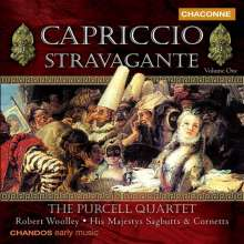 Capriccio Stravagante Vol.1, CD