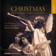 Christmas - Concertos and Cantatas, CD