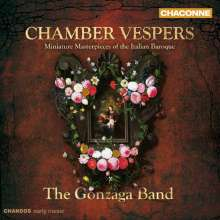 Chamber Vespers - Masterpieces of the Italian Baroque, CD