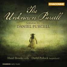 "Daniel Purcell (1660-1717): Kammermusik ""The Unknown Purcell"", CD"