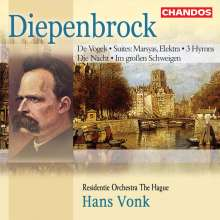 Alphons Diepenbrock (1862-1921): Orchesterwerke, 2 CDs