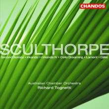 Peter Sculthorpe (1929-2014): Streichersonate Nr.2, CD