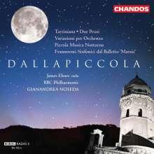 Luigi Dallapiccola (1904-1975): Orchesterwerke Vol.1, CD